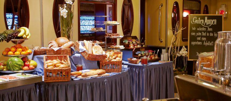 Gestärkt in den neuen Tag mit dem Seaside Frühstücksbuffet