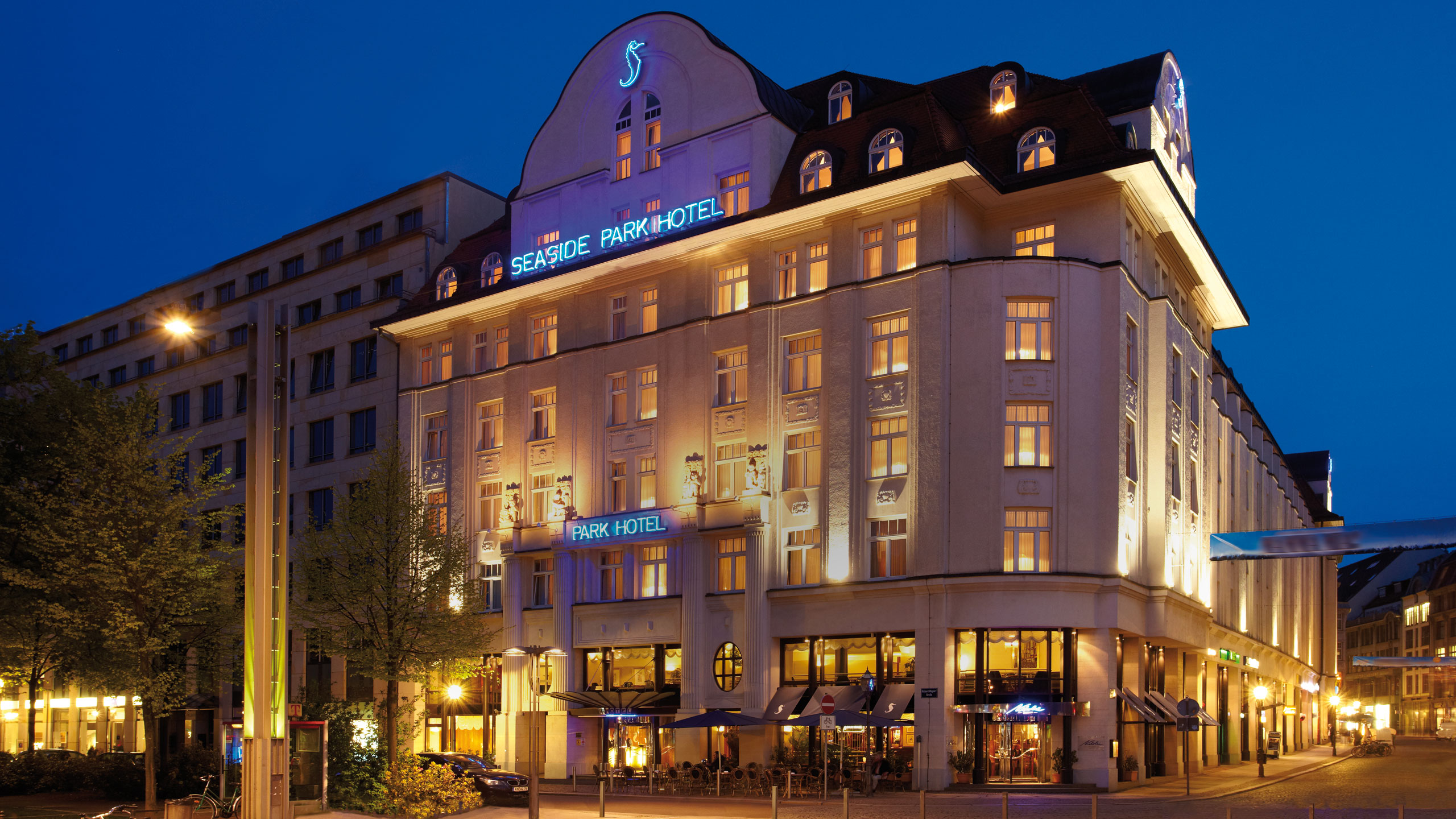 City Hotel Leipzig Zentrum