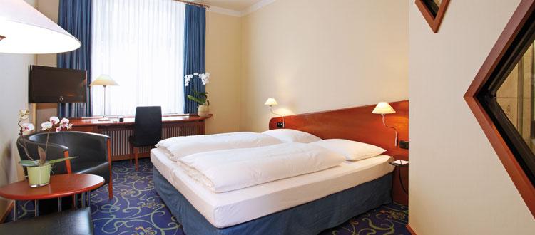 Standard Zimmer mit Doppelbett