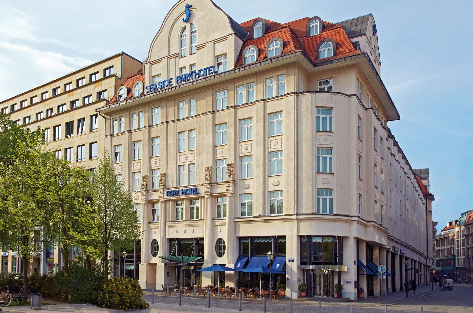 Seaside park hotel ihre zentrale unterkunft in leipzig for Designhotel leipzig