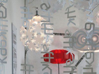 Installation Designers' Open, Festival für Design
