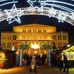 Weihnachtsmarkt Augustusplatz Leipzig