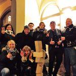Aktiv Paket Teilnehmer nach Ihrer erfolgreichen Geocaching-Tour