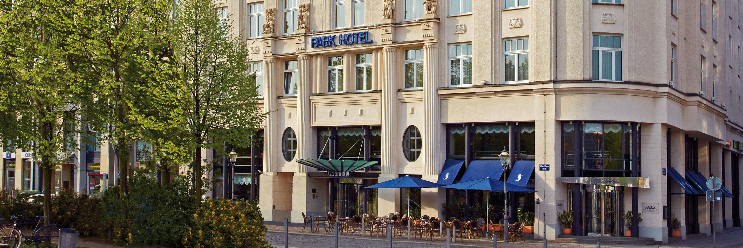 Seaside Park Hotel Richard Wagner Stra Ef Bf Bde