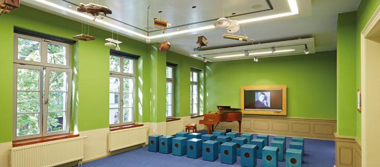 Klangvoll Paket – Klangraum im Schumann Haus