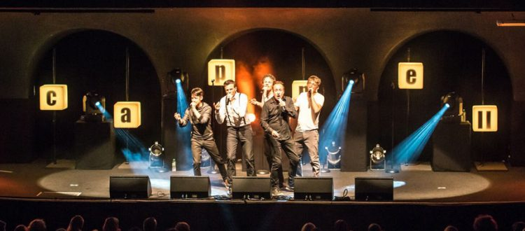 "Internationales Festival für Vokalmusik in Leipzig – ""a cappella"""