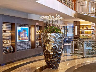 Park Hotel Leipzig Foyer Galerie