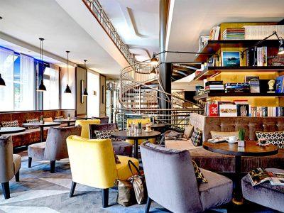 Park Hotel Sitzecke in der Halle