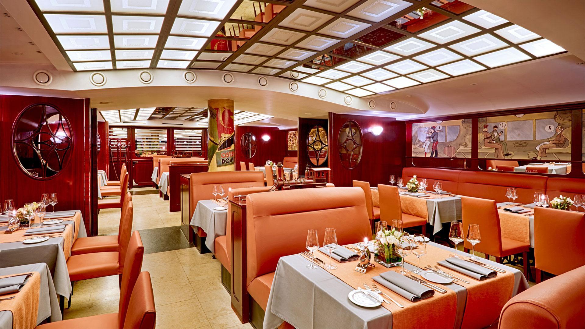Park Hotel Restaurant Steaktrain Culinary Highlights In Leipzig City Centre