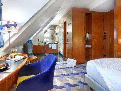 Superior Zimmer im Sesie Park Hotel Leipzig