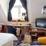 Superior Einzelzimmer im Park Hotel Leipzig
