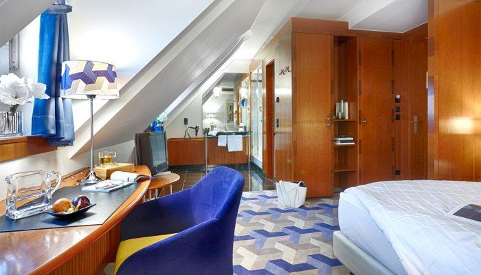 Superior Zimmer im Park Hotel Leipzig