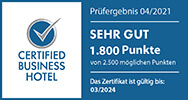 Park Hotel Leipzig Certified Business Hotel